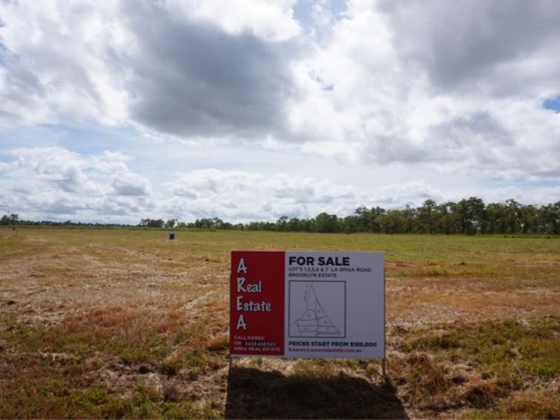 ACREAGE 5 MINUTES FROM MAREEBA
