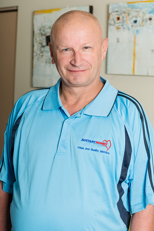 Peter Irvine