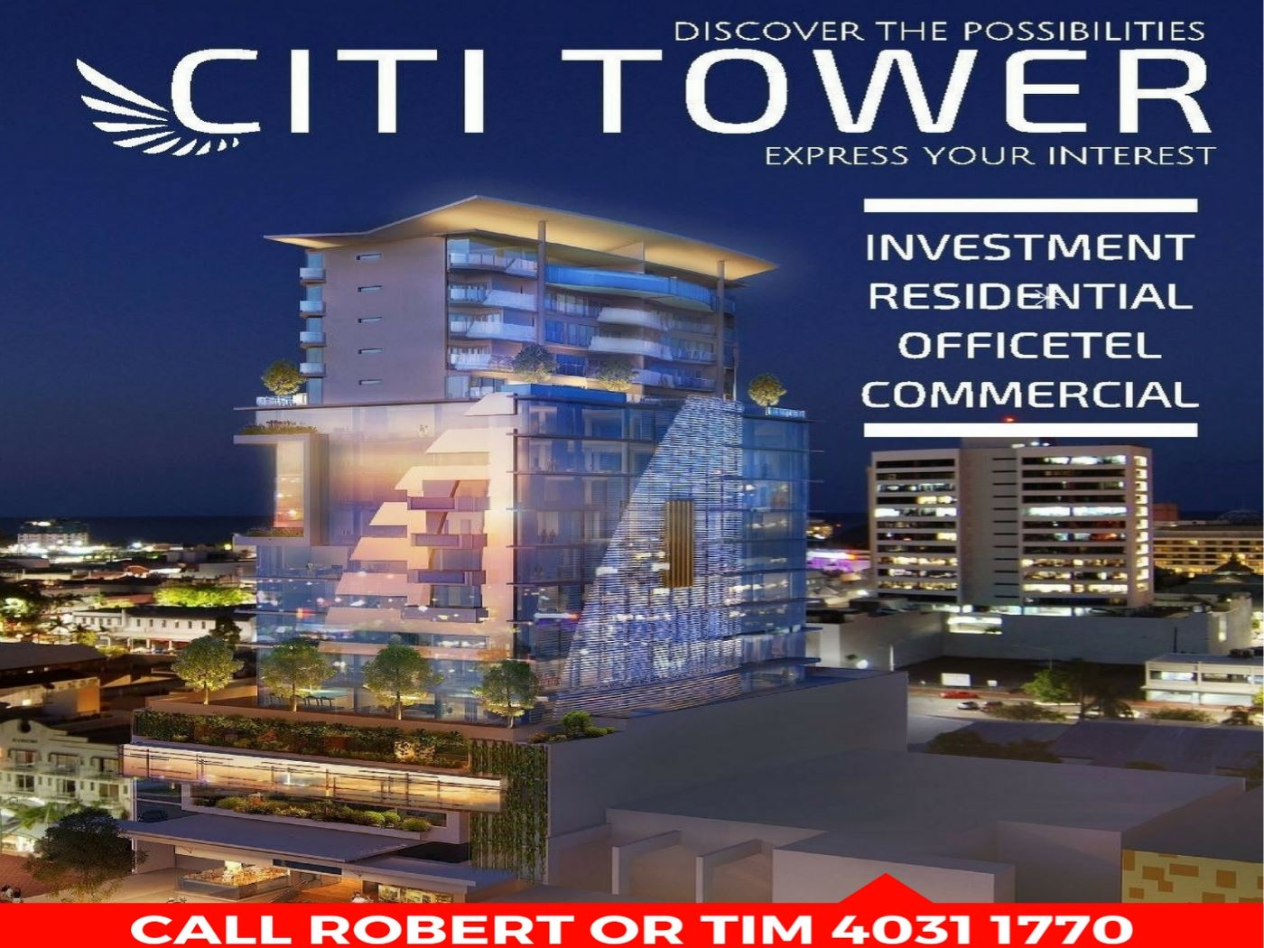 Citi Tower | 20-24 Sheridan St