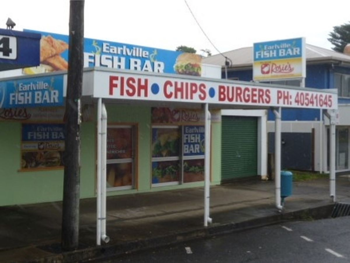 EARLVILLE FISH BAR