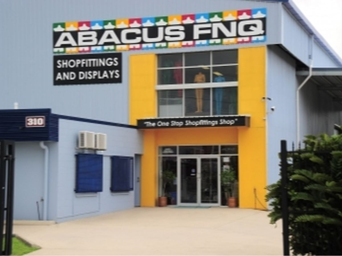 ABACUS FNQ SHOPFITTINGS AND DISPLAYS