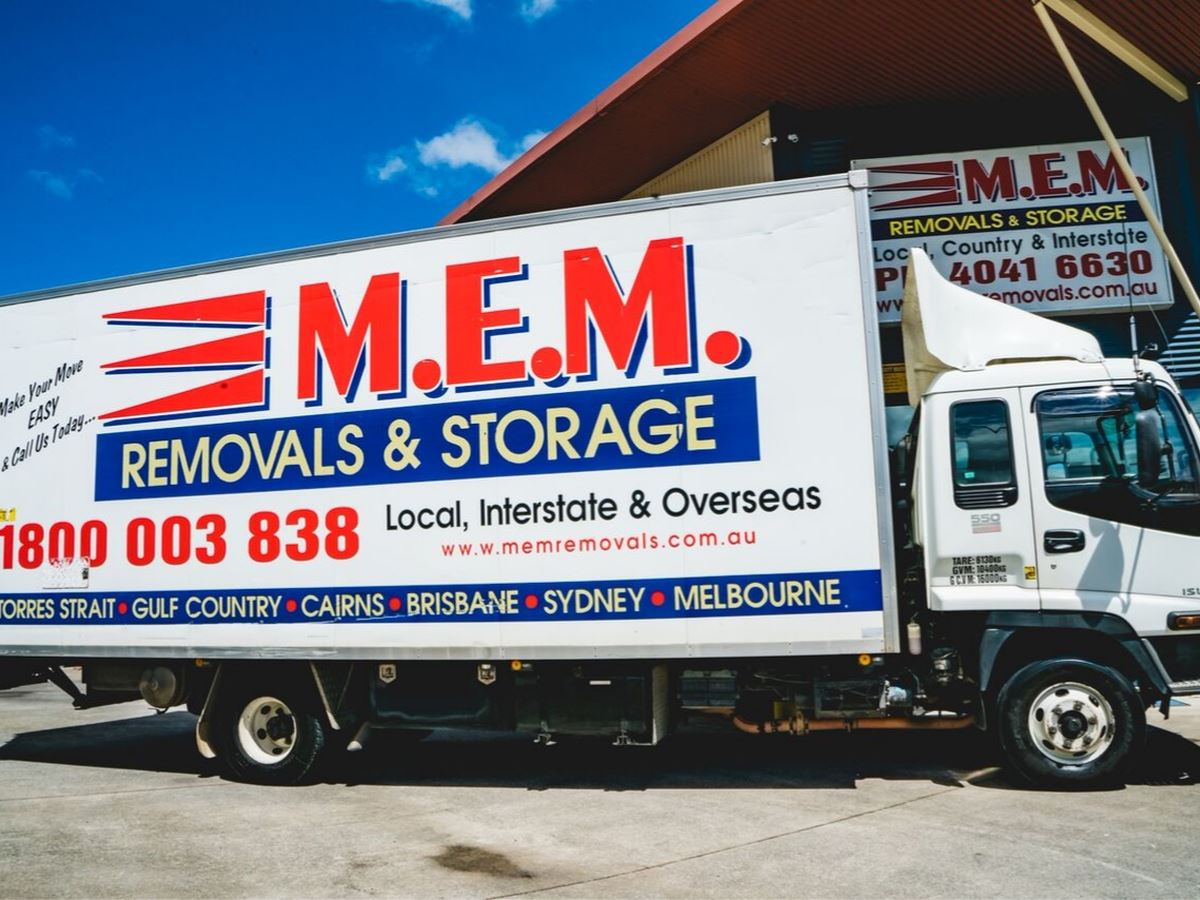 MEM REMOVALS & STORAGE