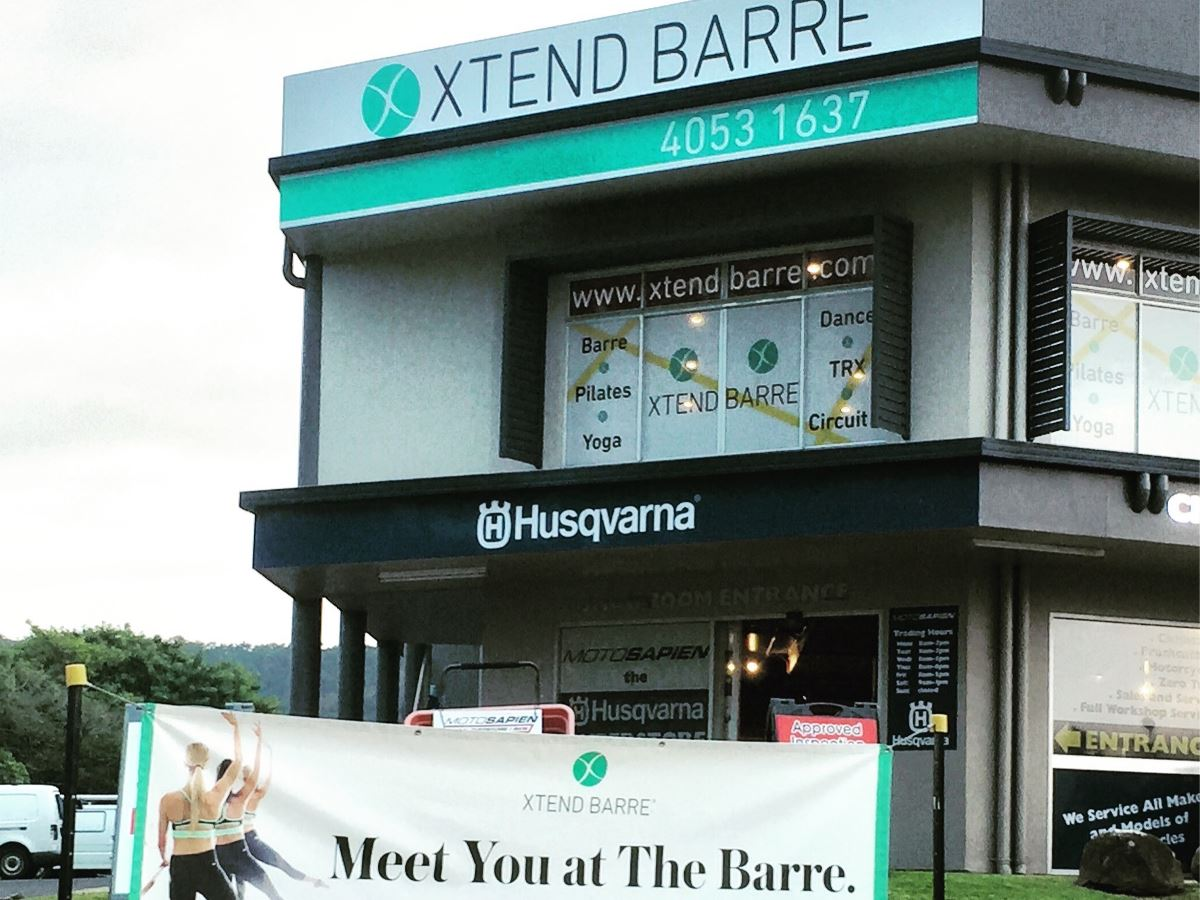 XTEND BARRE CAIRNS
