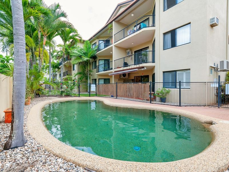** APPROVED APPLICATION! Ground floor and right by the pool!