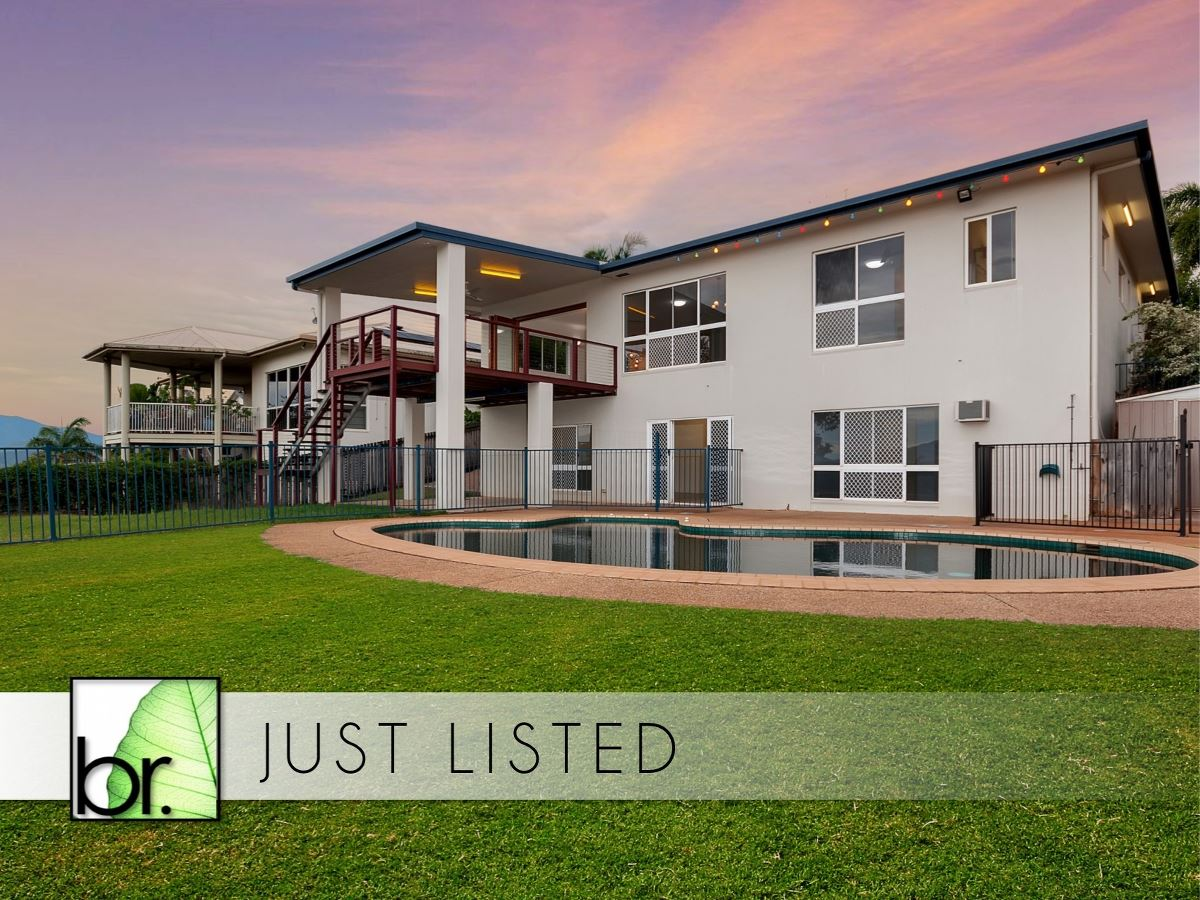 Massive home offering comfortable living and wonderful views.
