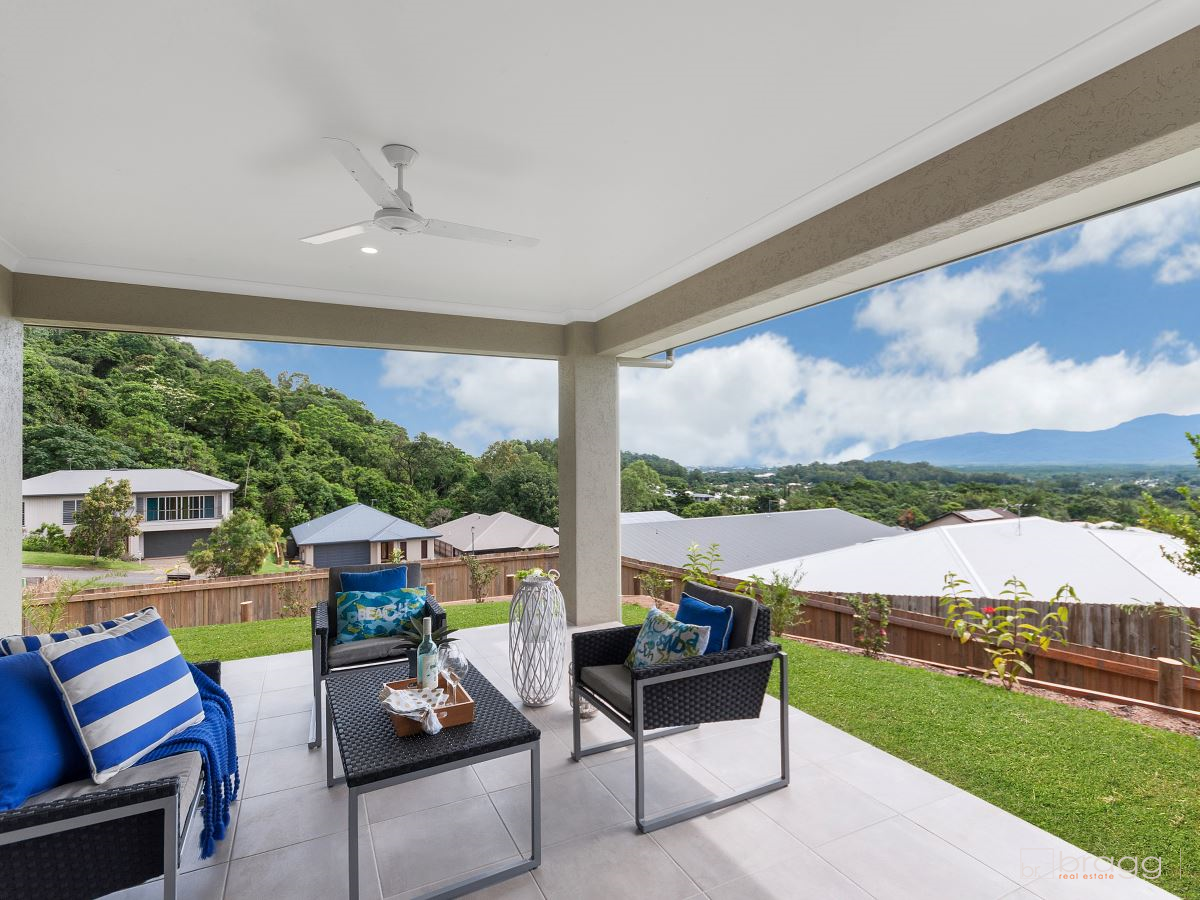 Picturesque views from impeccably designed home