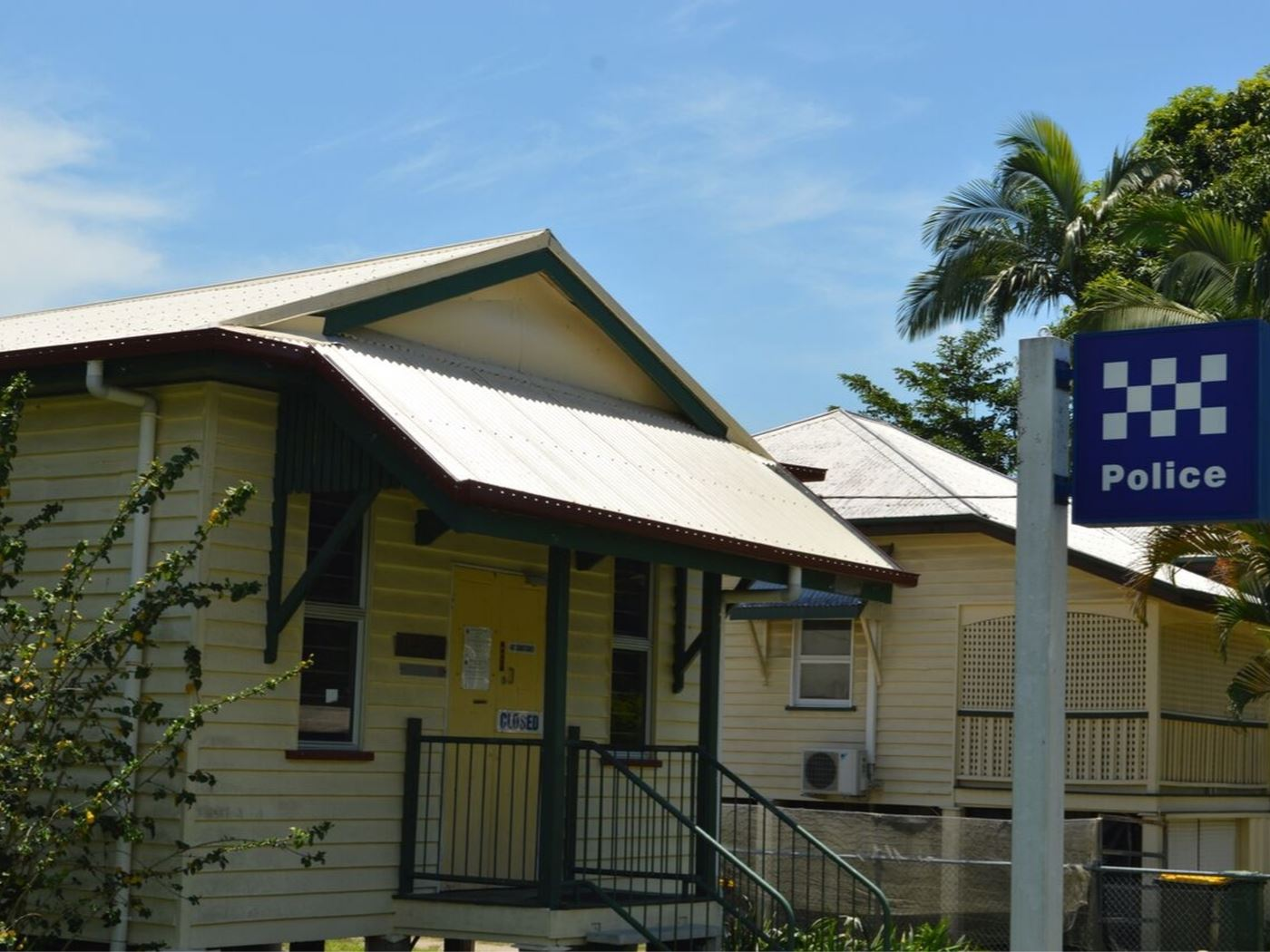 Finch Hatton Police Station