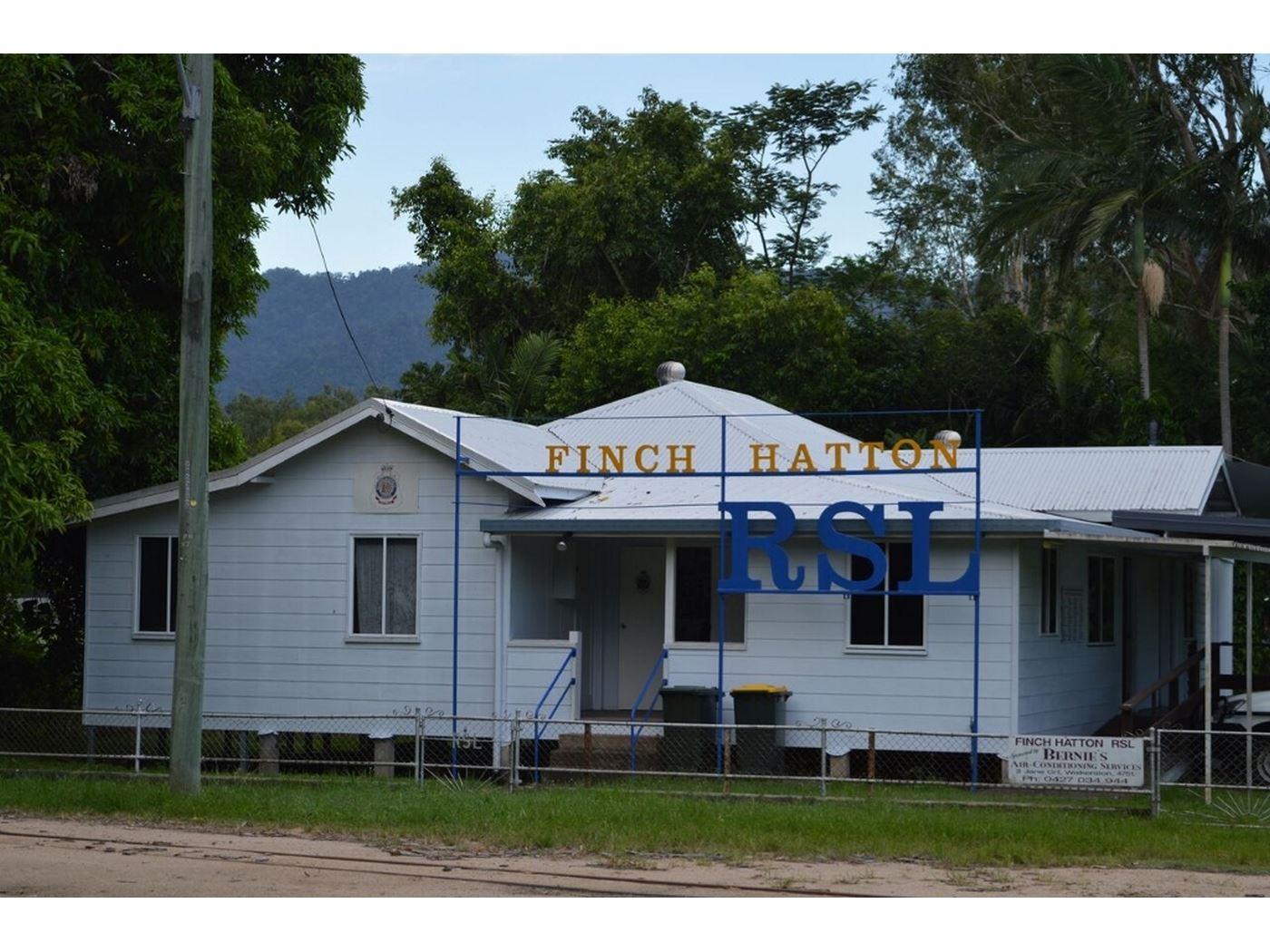 Finch Hatton RSL Sub Branch