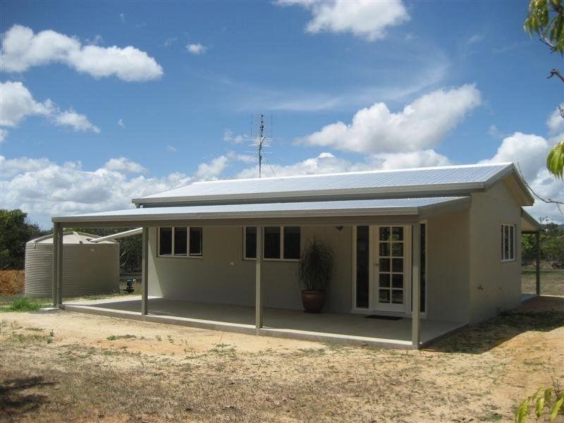 Koah Cottage on acreage