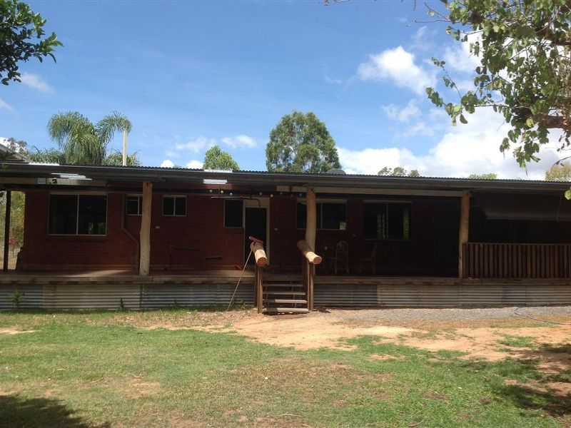 Acreage on Clohesy River