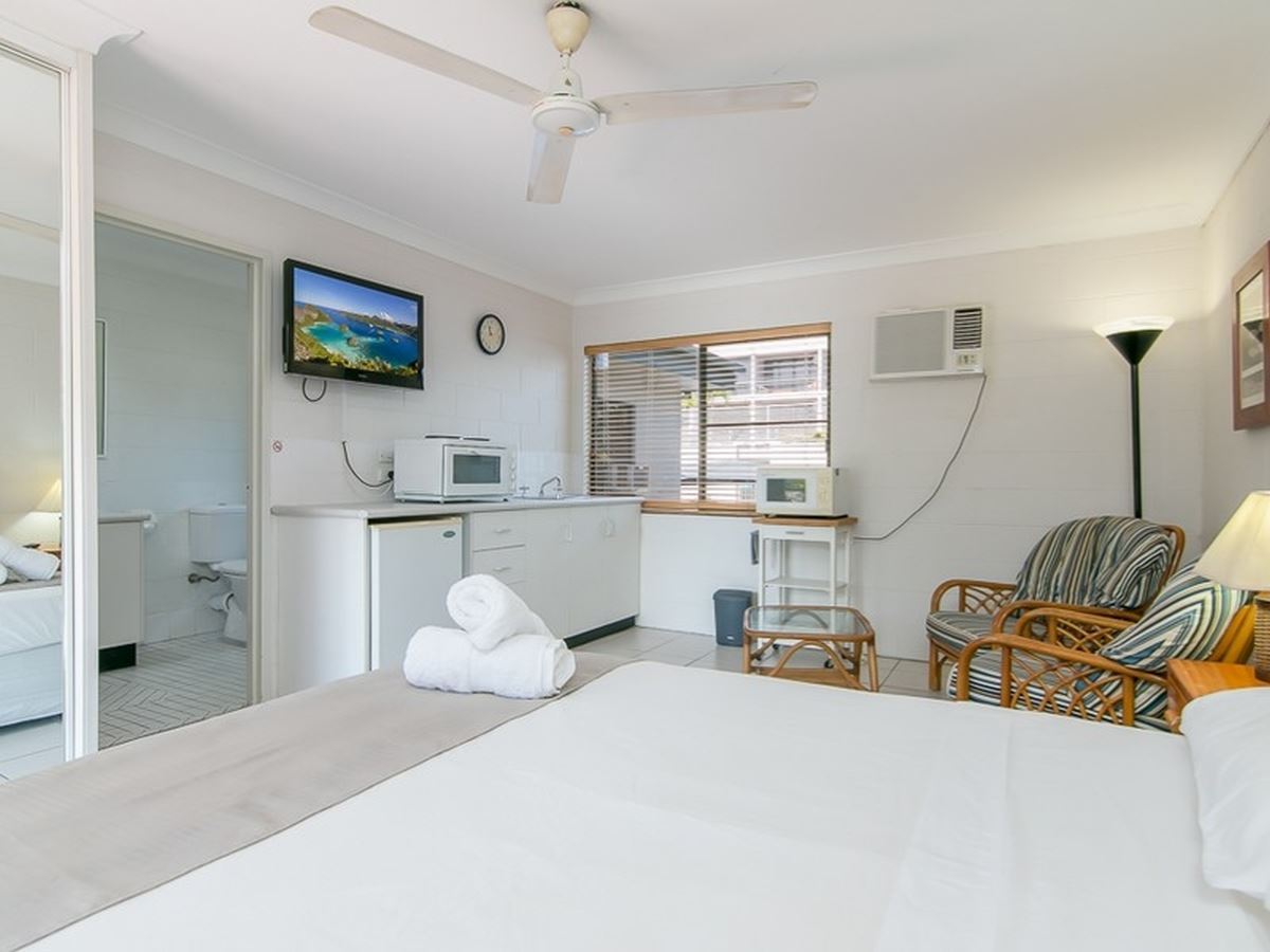 Ideal unit for those that need to live close to the CBD