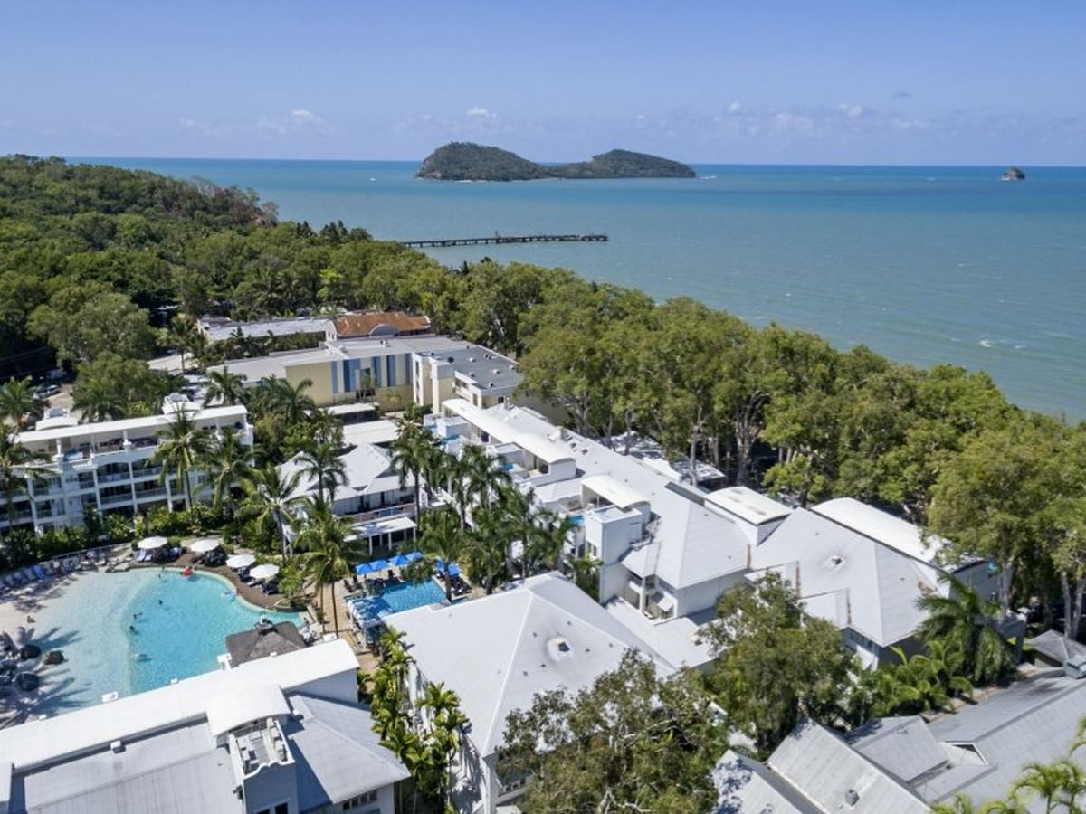 Perfection at Peppers Palm Cove