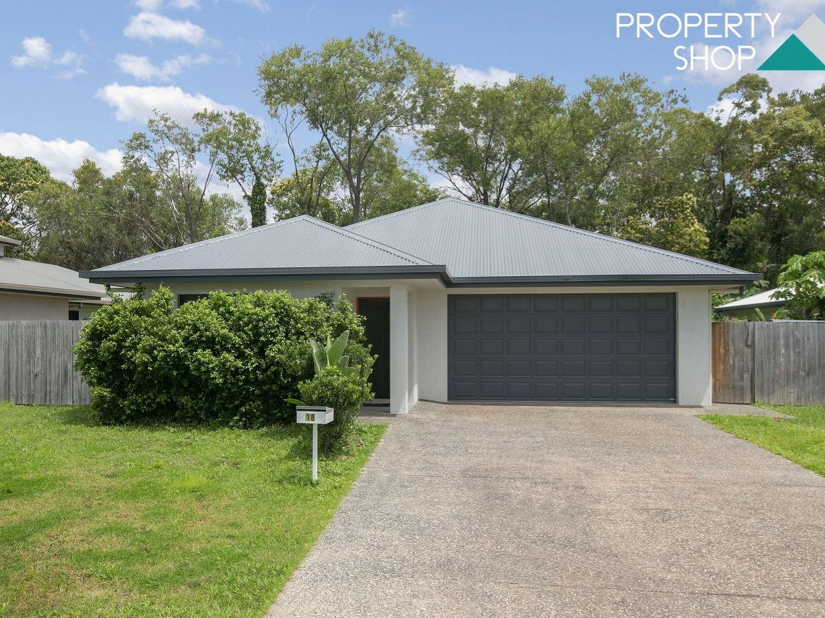 Property Auction at 18 Carrington Way, Trinity Park QLD, 4879